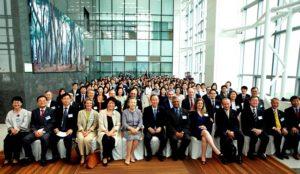 UNSG's visit in Songdo, RoK, May 2015